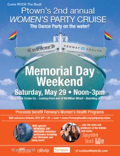 Women's Memorial Day Weekend Provincetown