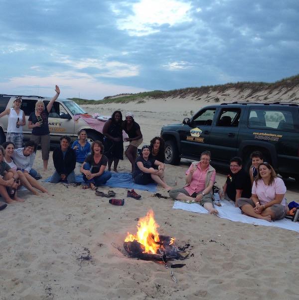 Sunset Dune tour