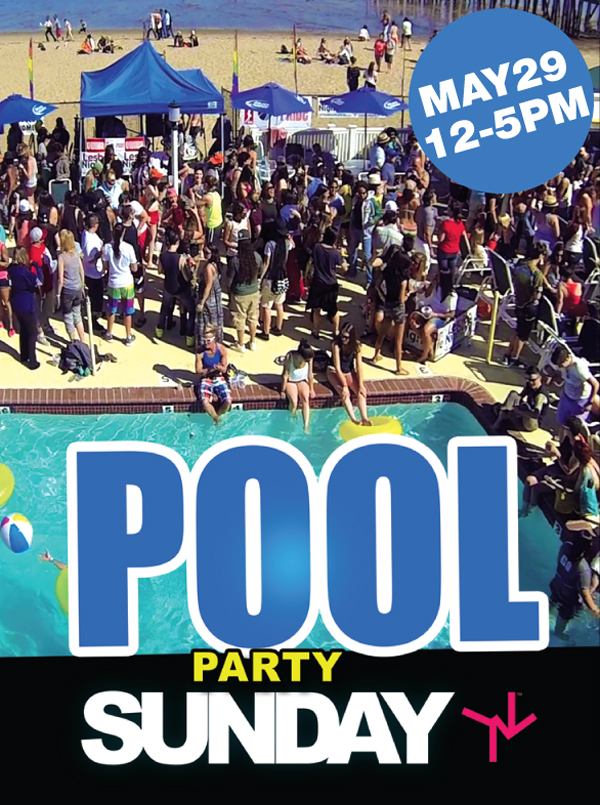 pool party 2016